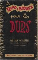 Du Tord-boyaux Pour Les Durs ( Brandy For A Hero ) Par William O'Farrell - Les Romans Noirs (n°5 ?) Editions Du Scorpion - Livres, BD, Revues