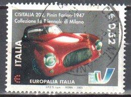 Italy 2003 - Mi.2928 - Used - Gestempelt - 6. 1946-.. Republic
