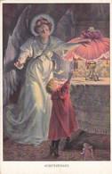 Gardian Angel, Schutzengel, Ange Gardien (pk58441) - Jésus
