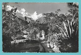 PERU' CARAS EL NEVADO HUANDOY 1958 - Peru