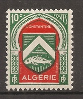 COLONIES FRANCAISES ALGERIE N°254 (NSG)  SUPERBE A VOIR.... - Algeria (1924-1962)