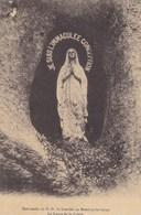 Sabctuaire De N.D. De Lourdes Au Bouxhay Lez Liège, La Statue De La Grotte (pk58443) - Nandrin