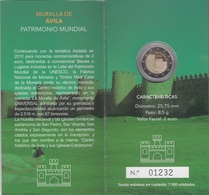 """Moneda 2€ 2019 España """"Muralla Proof"""" - España"""