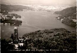 Pyramidenkogel Mit Blick Nach Klagenfurt Am Wörthersee (6228) - Österreich