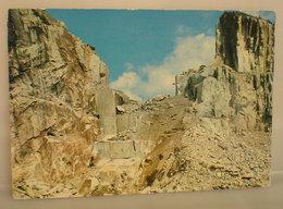 Alpi Apuane Cave Di Marmo CARTOLINA  Viaggiata - Italia