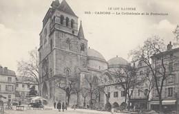CAHORS: La Cathédrale Et La Préfecture - Cahors