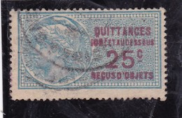 T.F. Quittances N°21 - Revenue Stamps