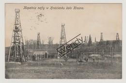 Krosna  - Kopalnia Nafty W Kroscienku Koto - Polen
