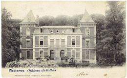 WETTEREN -  Château De Vallois - Kasteel De Vallois - Poudrerie Royale - Koninklijke Buskruitfabriek - Wetteren