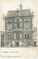 WETTEREN -  L' Hôtel De Ville - N° 1785 Héliotypie De Graeve - Wetteren