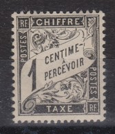 FRANCE  TAXE  1871-78:   Le Y&T 10 Neuf ** - 1859-1955 Postfris