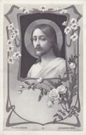 Litho Art Nouveau B.L. Et S Déposé,  E Azambre Jesus (pk58460) - Heiligen