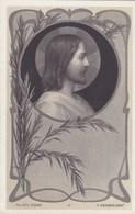 Litho Art Nouveau B.L. Et S Déposé,  E Azambre Jesus (pk58461) - Saints