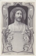 Litho Art Nouveau B.L. Et S Déposé,  E Azambre Jesus (pk58463) - Heiligen
