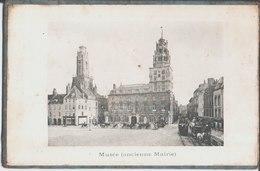 Calais. Musée (Ancienne Mairie) - Calais