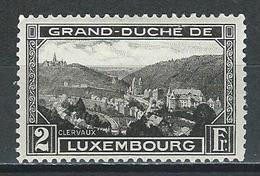 Luxemburg Mi 207A  * MH Perf. 11 1/2 - Ongebruikt