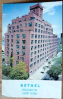 BROOKLYN BETHEL HAEDQUERTERS OF THE WATCH TOWER BIBLE AND TRACT SOCIETY TEMOINS JEHOVA'S WITNESSES - Non Classés