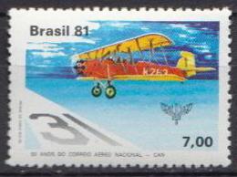 Brazil MNH Stamp - Flugzeuge