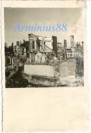 Campagne De France 1940 - Beauvais (Oise) - Habitations Détruites - Westfeldzug - War, Military
