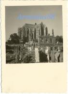 Campagne De France 1940 - Cathédrale Saint-Pierre De Beauvais (Oise) - Habitations Détruites - Westfeldzug - War, Military