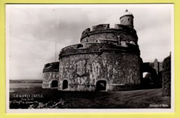 Cornwall - St Mawes Castle - Lot Of 2 Ministry Of Works Real Photo Postcards - England