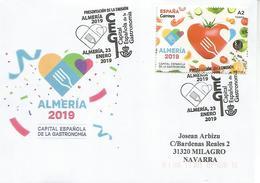 ALMERIA MAT PRESENTACION CAPITAL DE LAS GASTRONOMIA ALIMENTACION - Alimentación