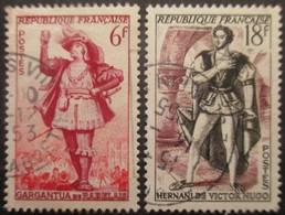 FRANCE N°943 Et 944 Oblitérés - Timbres