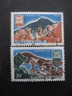 DAHOMEY N°259 Et 260 Oblitérés - Timbres