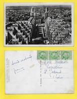 CPA LYON 69 ֎ Les Gratte Ciel De VILLEURBANNE ֎  1948   ֎ 3X CERES 2f - Villeurbanne