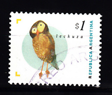 Argentinie 1995 Mi Nr 2266, Vogel, Bird, Kerkuil, Owl - Gebruikt
