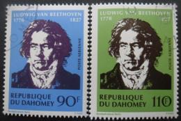 DAHOMEY Poste Aérienne N°132 Et 133 Oblitérés - Timbres