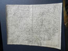 8g) FERROVIE GERMANIA E RETI VICINE EISENBAHN DEUTSCHLAND UND NÄCHSTE EISENBAHNEN 1910 CIRCA - Kaarten