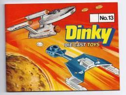 Catalogue Dinky Toys No. 13 - 1977 - Catalogues & Prospectus