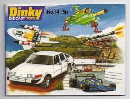 Catalogue Dinky Toys No. 14 - 1978 - Catalogues & Prospectus