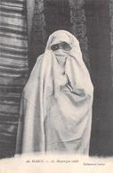 Afrique MAROC Mauresque Voilée  ( Editions :Collection Louys )  *PRIX FIXE - Maroc