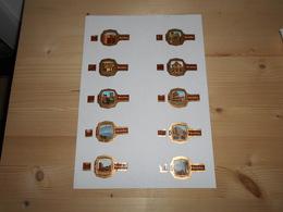 Sigarenbanden Derk De Vries Serie 196 - Bagues De Cigares