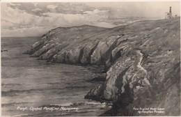 Postcard Chapel Porth Nr Newquay Cornwall Artwork By Douglas Pinder [ Sweetman ] My Ref  B12965 - England