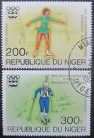 NIGER Poste Aérienne N°263 Et 264 Oblitérés - Timbres