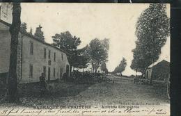 Baraque De Fraiture : Altitude 639 Mètres (Edit Duparque) écrite: Bihain  Pour Laroche Avant 1910 - Vielsalm