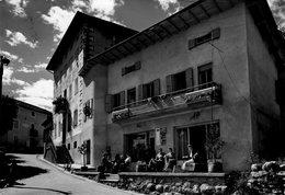 (97)  CPA   Voltago  Albergo Monte Agner  (Bon Etat) - Andere Steden
