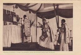 Mssions De Scheut, Congo, La Premiere Messe Du Preier Prêtre Noir De Kasai (pk58496) - Missions