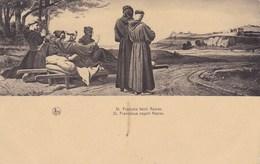 St Fransiscus Zegent Assise (pk58498) - Saints