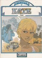 Album JONATHAN N° 7 . KATE De Cosey Edit. Du Lombard 1981 - Livres, BD, Revues