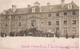 Hôpital D'AVRANCHES En 1915 - Avranches