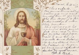 Jesus, With Goldprint (pk58501) - Jésus