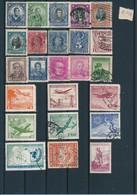 24 Verschiedene Briefmarken Chile  /  #116 - Cile