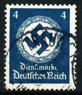 DEUTSCHES-REICH DIENST Nr 133 Gestempelt X6430C6 - Dienstpost