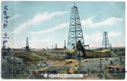 - 43 - Birmanie - Burma Oil Wells - Yemongyaung, éditeur Rangoon, épaisse, Peu Courante, BE, Scans. - Myanmar (Burma)