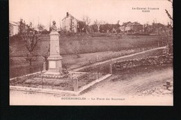 CPA391.....BOURNONCLES - France