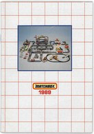 MATCHBOX Katalog 1989 - Catalogues & Prospectus